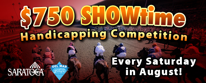 SHOWTime Handicapping Contest