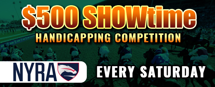 $500 Showtime Contest Every Saturday