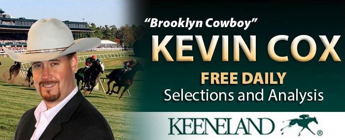 Free Daily Selections from Kevin Cox